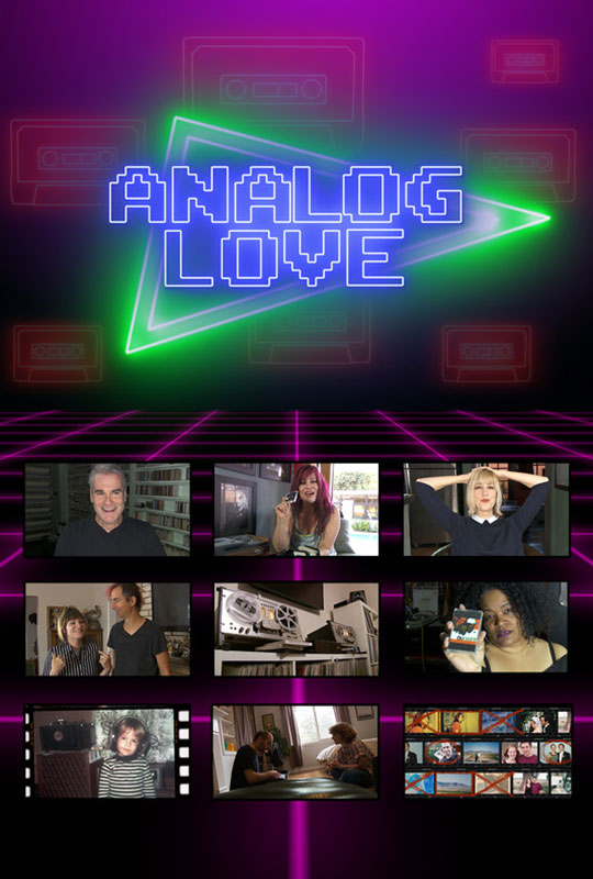 Analog Love - The (Long Lost) Art of the Mix Tape