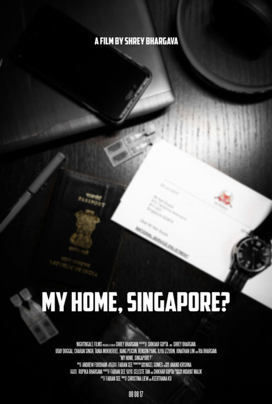 My Home, Singapore?