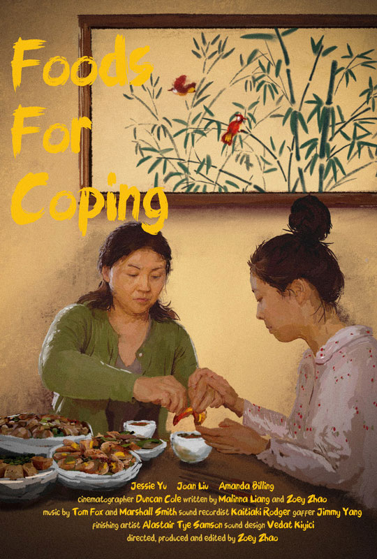 Foods For Coping