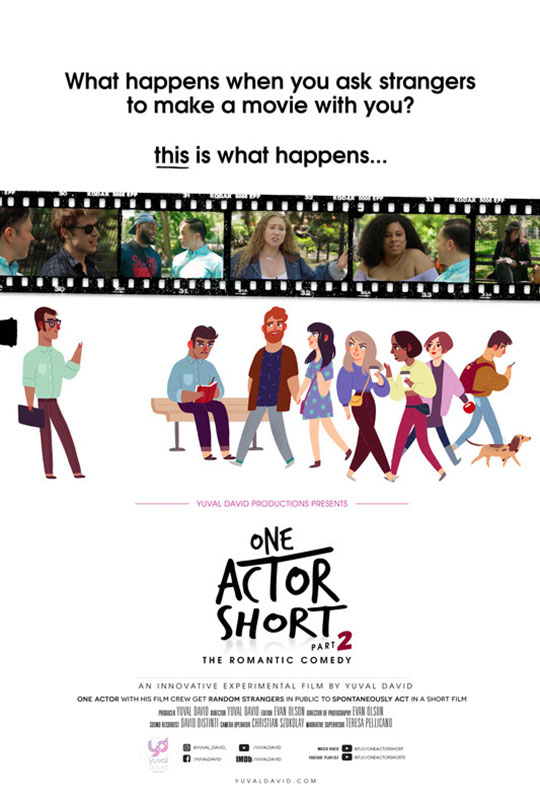 One Actor Short, Part 2