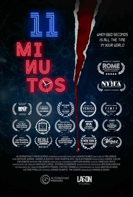11 Minutes film poster
