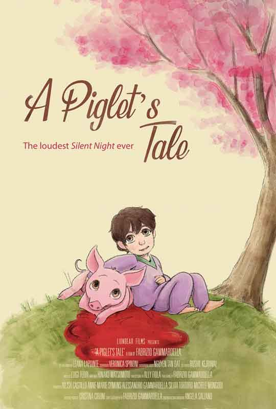 A Piglet's Tale film poster