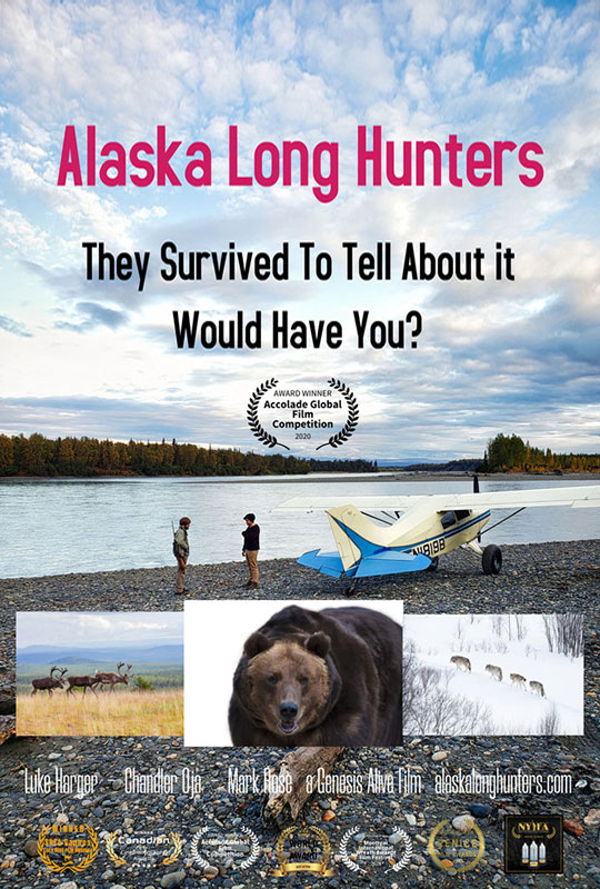 Alaska Long Hunters film poster
