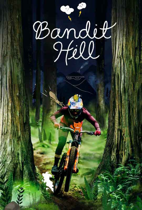 Bandit Hill film poster