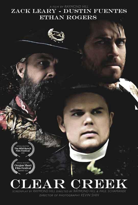 Clear Creek film poster