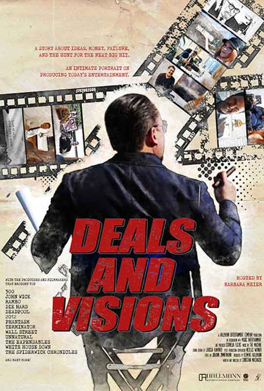 Deals and Visions film poster