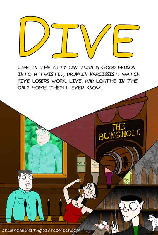 DIVE: The Robbery film poster