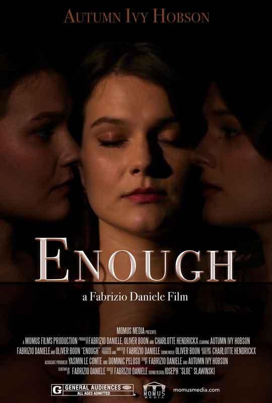 Enough film poster