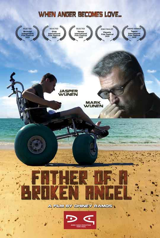 Father of a Broken Angel film poster