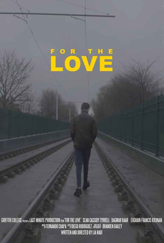 For The Love film poster