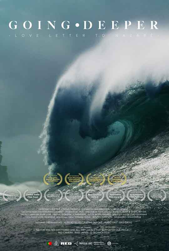 Going Deeper film poster