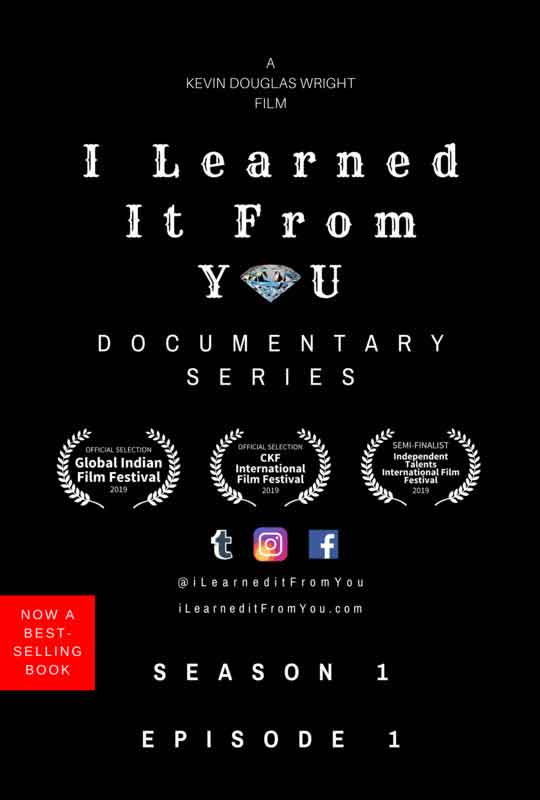 I Learned It From You film poster