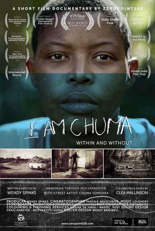 I am Chuma film poster