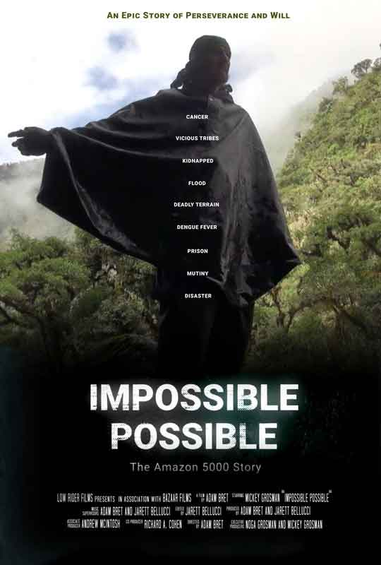 Impossible Possible The Amazon 5000 Story film poster