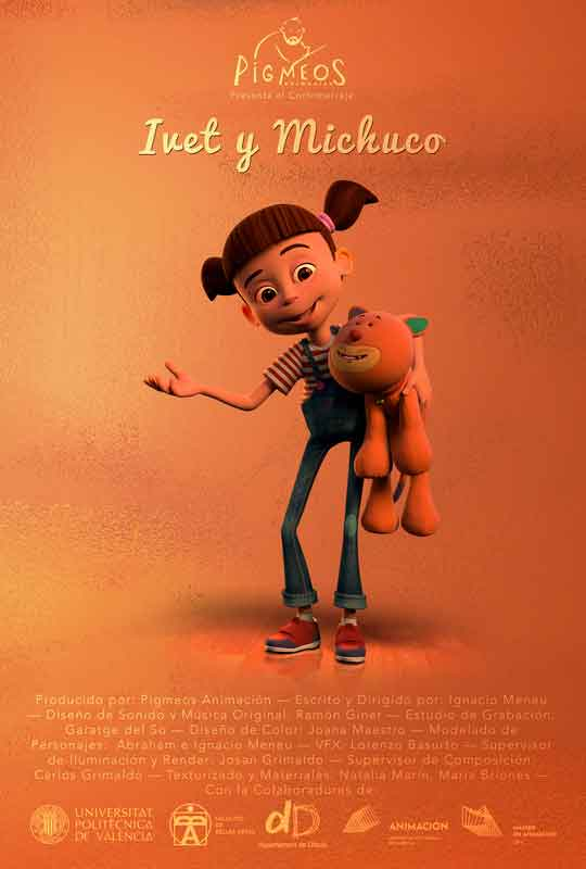 Ivet and Michuco film poster