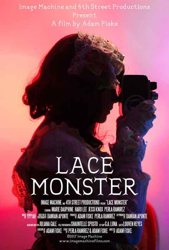 Lace Monster film poster
