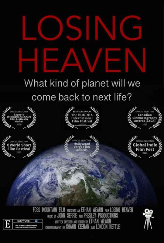 Losing Heaven film poster