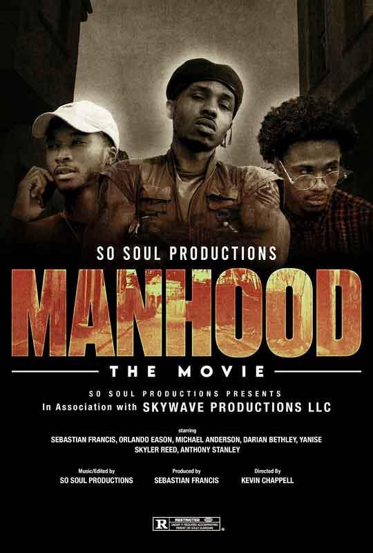 Manhood film poster