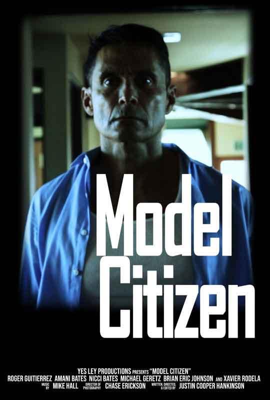 Model Citizen film poster