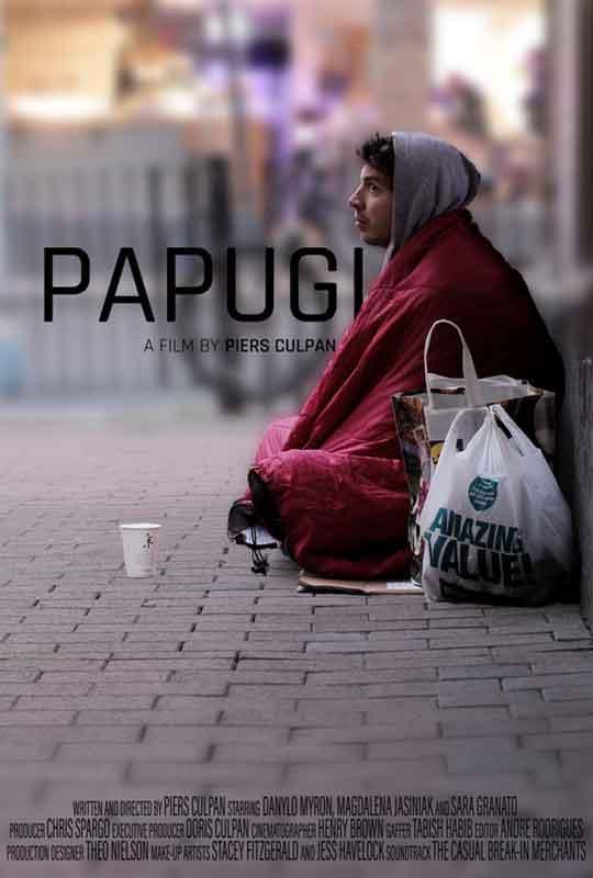 Papugi film poster