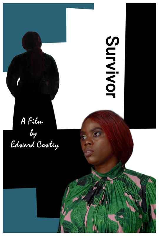 Survivor film poster