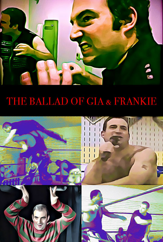 The Ballad of Gia & Frankie Documentary film poster