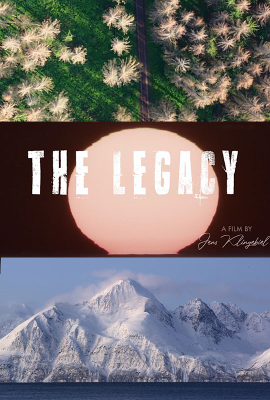 The Legacy film poster