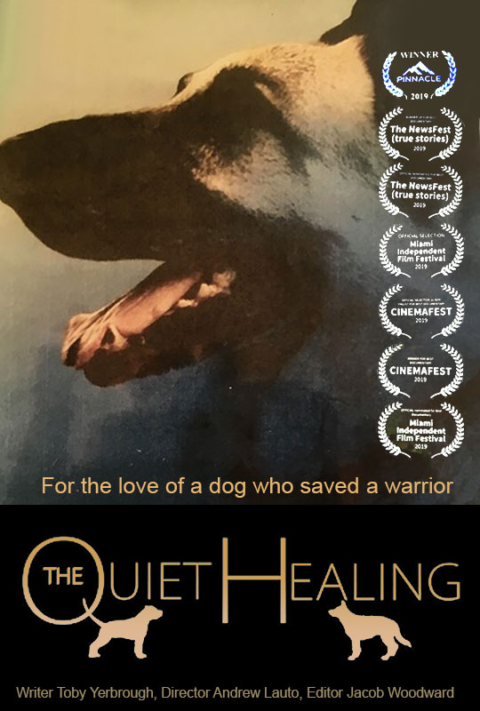 The Quiet Healing film poster