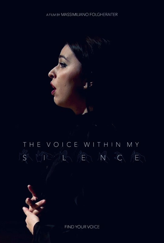 The Voice Within My Silence Film poster