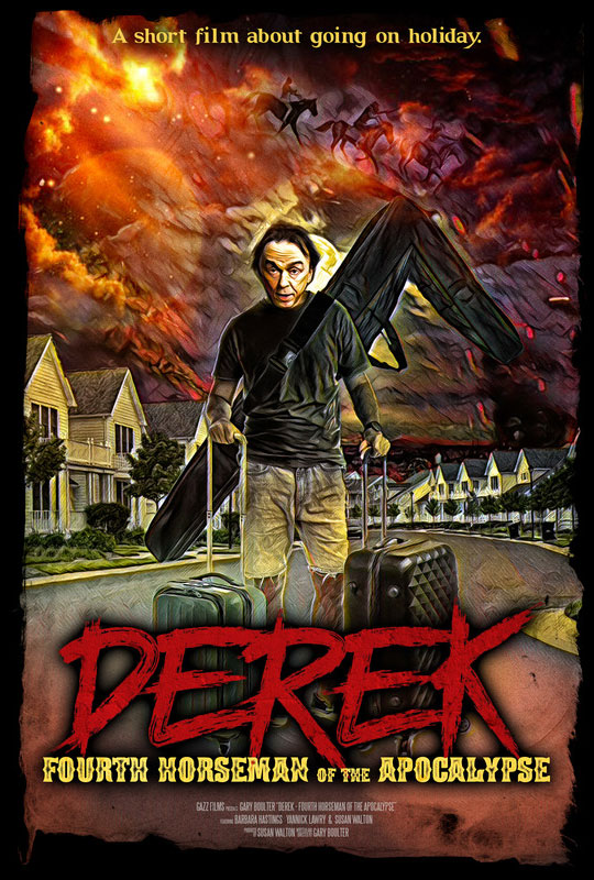 Derek - Fourth Horseman of the Apocalypse film poster