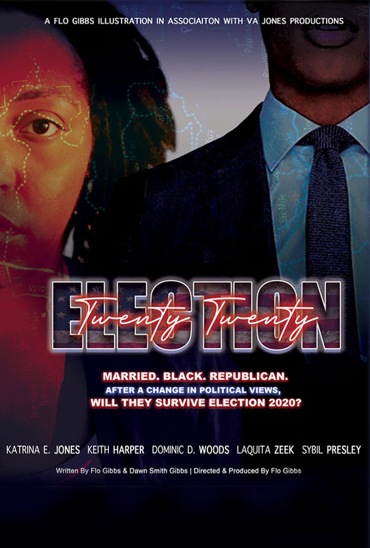 ELECTION Twenty Twenty film poster