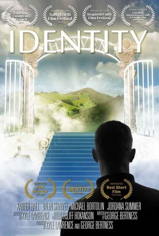 Identity film poster