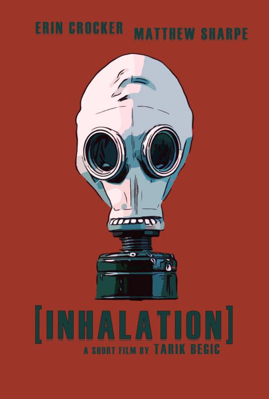 Inhalation film poster