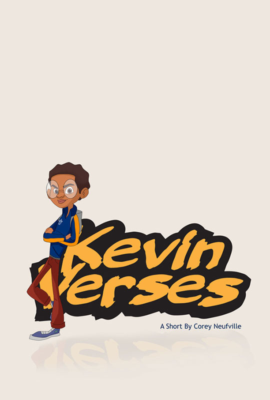 Kevin Verses film poster