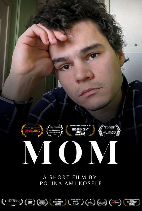 Mom film poster