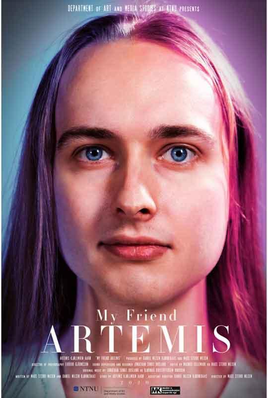 My Friend Artemis film poster