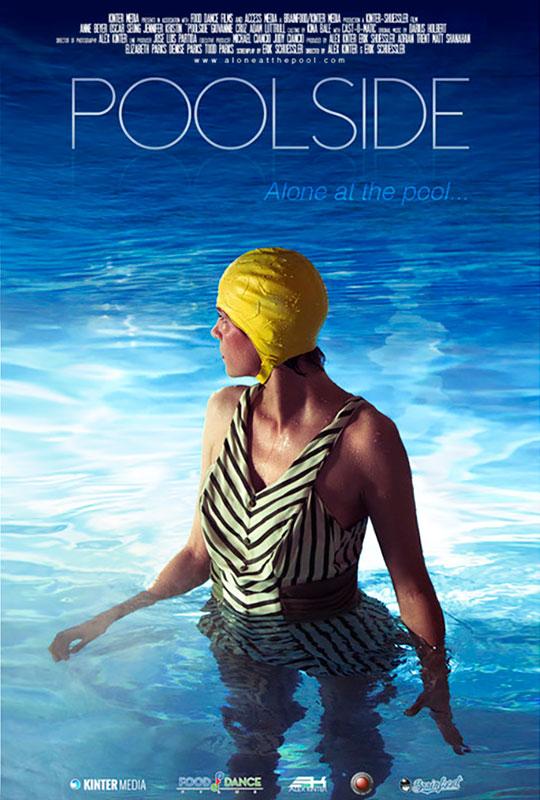 Poolside film poster