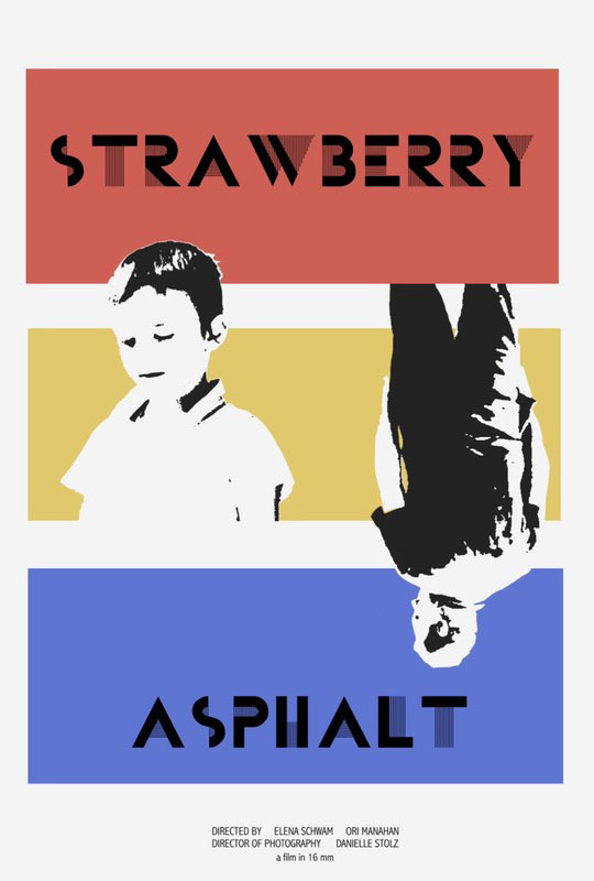 Strawberry Asphalt film poster