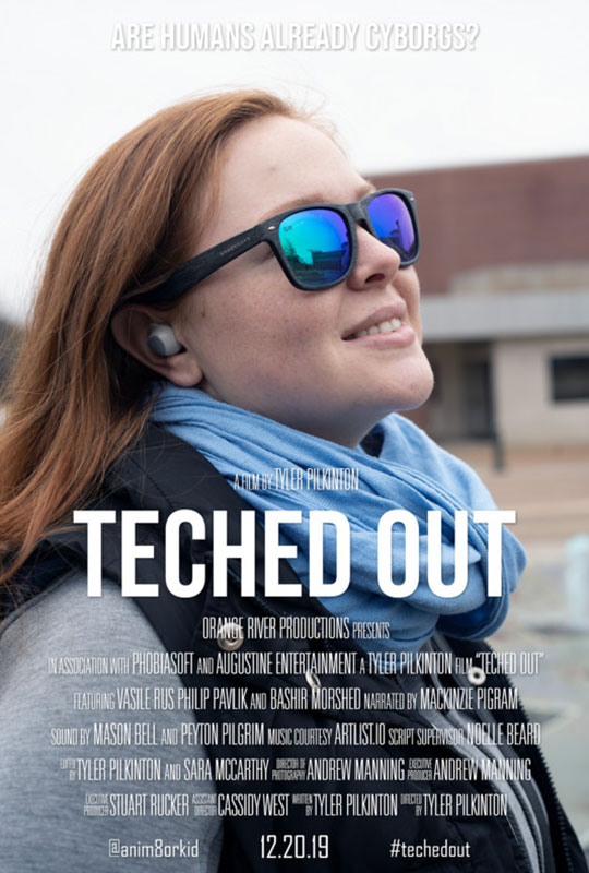 Teched Out film poster