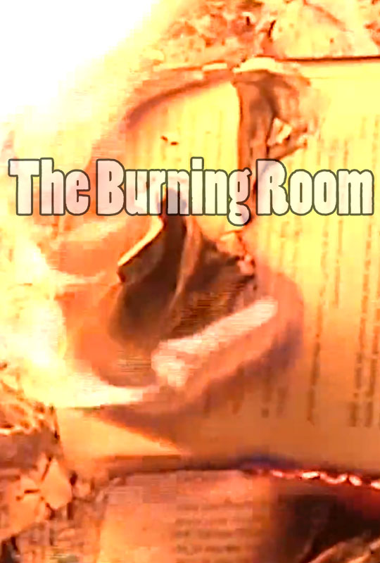 The Burning Room film poster
