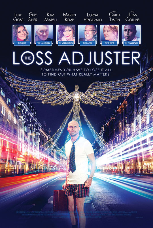The Loss Adjuster film poster