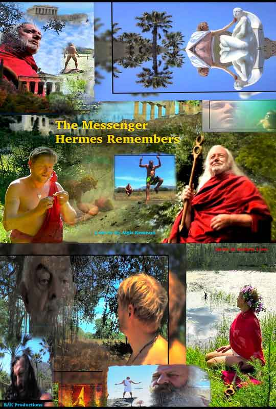 The Messenger * Hermes Remembers film poster