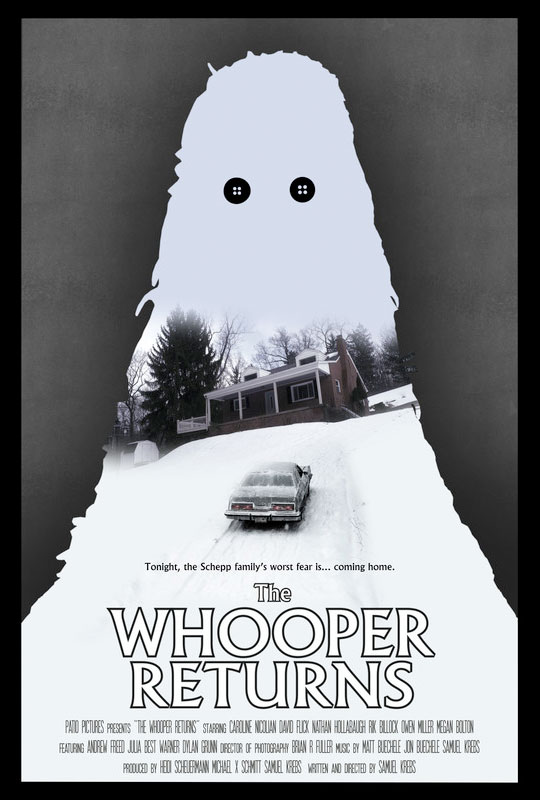 The Whooper Returns film poster