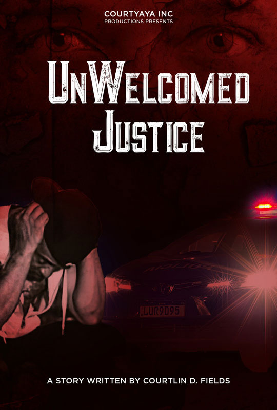 UnWelcomed Justice film poster