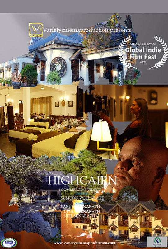 Highcairn Luxury Boutique Hotel film poster