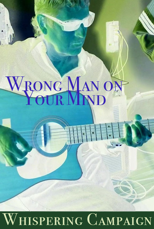 Wrong Man on Your Mind film poster