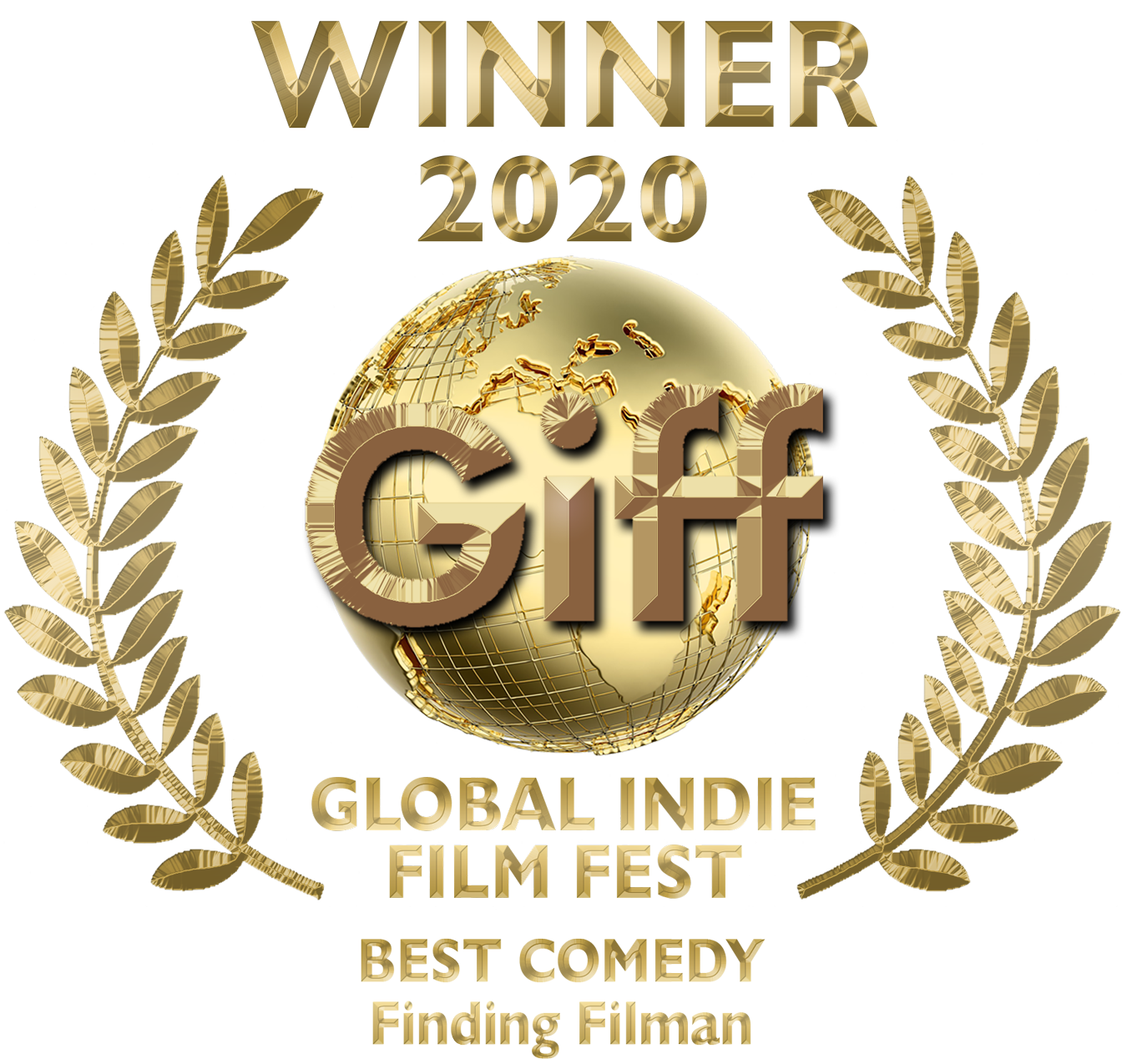 Giff Gold Award Comedy