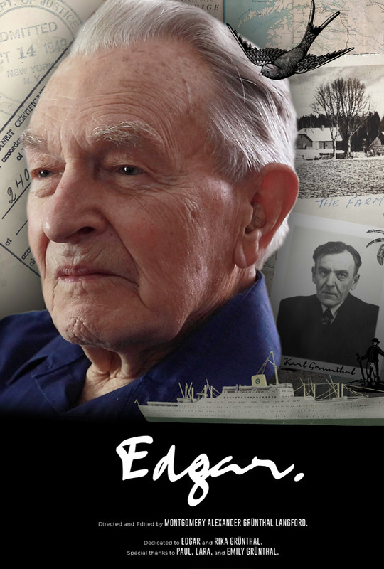 Edgar film poster