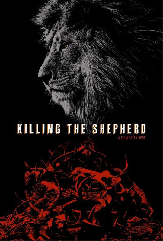 Killing the Shepherd film poster