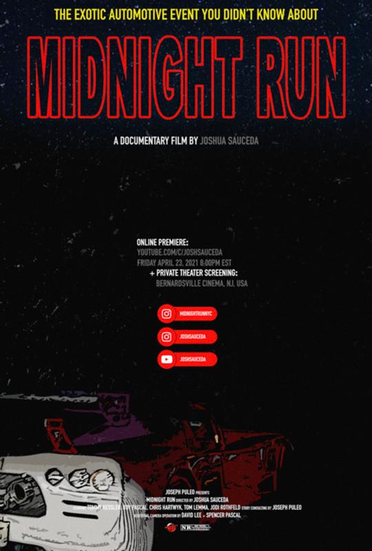 Midnight Run film poster